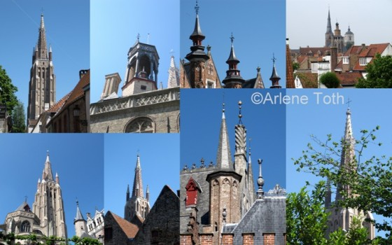 In (love with) Bruges! (2/6)