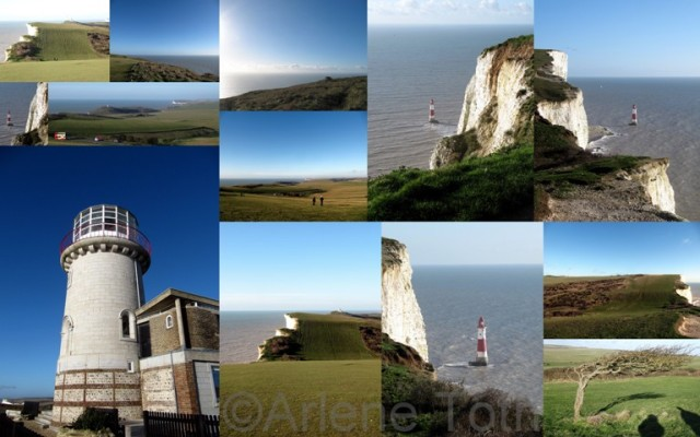 Beachy Head New Year 2013